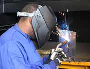 Welding in steel construction requires a