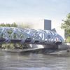amsler bombeli et associés sa - Hans Wilsdorf Bridge - Geneva, Switzerland