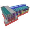 STATIKA s.r.o. - Warehouse for Spent Nuclear Fuel - Temelín, Czech Republic